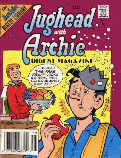 Cover for Jughead With Archie Digest (1974 series) #115