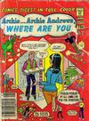 Cover for Archie... Archie Andrews Where Are You? Comics Digest Magazine (Archie, 1977 series) #2