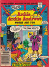 Archie... Archie Andrews Where Are You? Comics Digest Magazine #22