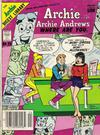 Archie... Archie Andrews Where Are You? Comics Digest Magazine #24
