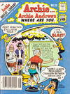 Archie... Archie Andrews Where Are You? Comics Digest Magazine #25