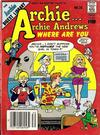 Archie... Archie Andrews Where Are You? Comics Digest Magazine #30