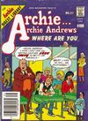 Cover for Archie... Archie Andrews Where Are You? Comics Digest Magazine (Archie, 1977 series) #31