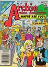 Archie... Archie Andrews Where Are You? Comics Digest Magazine #40