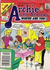 Cover for Archie... Archie Andrews Where Are You? Comics Digest Magazine (Archie, 1977 series) #44