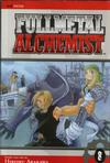 Cover for Fullmetal Alchemist (Viz, 2005 series) #8