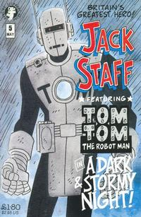 Cover Thumbnail for Jack Staff (Dancing Elephant Press, 2000 series) #5