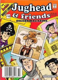 Cover Thumbnail for Jughead & Friends Digest Magazine (Archie, 2005 series) #10
