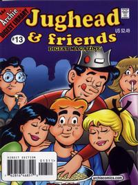 Cover Thumbnail for Jughead & Friends Digest Magazine (Archie, 2005 series) #13 [Direct]