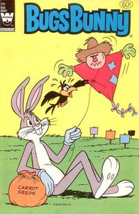 Cover Thumbnail for Bugs Bunny (Western, 1962 series) #236