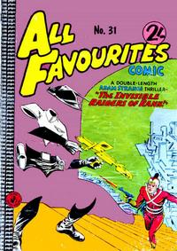 Cover Thumbnail for All Favourites Comic (K. G. Murray, 1960 series) #31