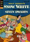 Cover for Snow White & The Seven Dwarfs (Western, 1963 series)