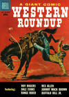 Cover for Western Roundup (Dell, 1952 series) #19