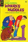Cover for Hanna-Barbera Where's Huddles (Western, 1971 series) #2