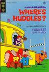 Cover for Hanna-Barbera Where's Huddles (Western, 1971 series) #3