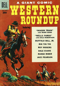 Cover Thumbnail for Western Roundup (Dell, 1952 series) #23