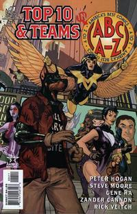 Cover Thumbnail for ABC: A-Z, Top 10 and Teams (DC, 2006 series) #1