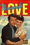 Cover for Personal Love (Eastern Color, 1950 series) #7