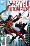 Cover for Marvel Team-Up (Marvel, 2005 series) #21