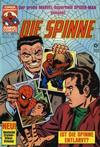 Cover for Die Spinne (Condor, 1980 series) #23