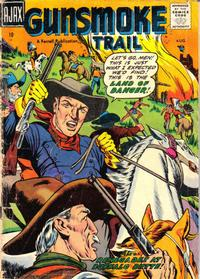 Cover Thumbnail for Gunsmoke Trail (Ajax; Farrell, 1957 series) #2