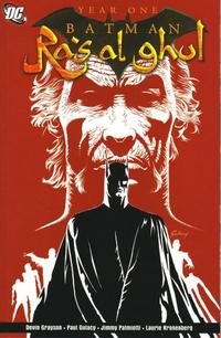 Cover Thumbnail for Year One: Batman/Ra's al Ghul (DC, 2005 series) #1