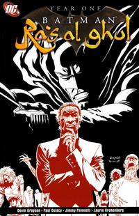 Cover Thumbnail for Year One: Batman/Ra's al Ghul (DC, 2005 series) #2