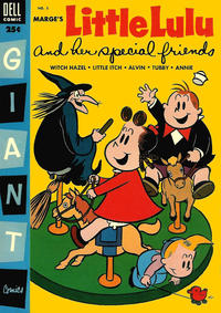 Cover Thumbnail for Marge's Little Lulu and Her Special Friends (Dell, 1955 series) #3