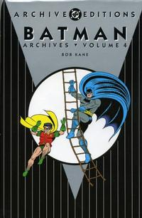 Cover Thumbnail for Batman Archives (DC, 1990 series) #4
