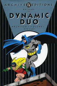 Cover Thumbnail for Batman: The Dynamic Duo Archives (DC, 2003 series) #1
