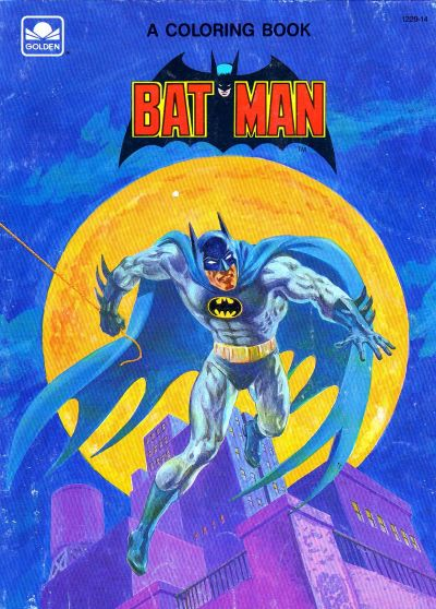 Cover for Batman (Western, 1989 series) #1229-14