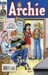 Cover for Archie (Archie, 1959 series) #561