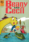 Cover for Beany and Cecil (Dell, 1962 series) #[nn]