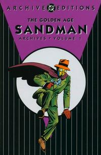 Cover for Golden Age Sandman Archives (2004 series) #1
