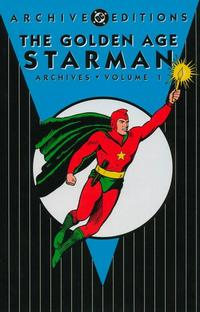 Cover Thumbnail for Golden Age Starman Archives (DC, 2000 series) #1
