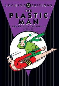 Cover Thumbnail for Plastic Man Archives (DC, 1998 series) #5