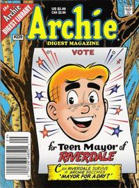 Cover Thumbnail for Archie Comics Digest (Archie, 1973 series) #229