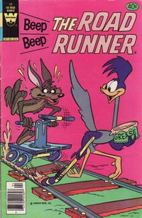 Cover Thumbnail for Beep Beep the Road Runner (Western, 1966 series) #89