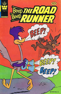 Cover Thumbnail for Beep Beep the Road Runner (Western, 1966 series) #93