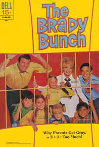 Cover Thumbnail for The Brady Bunch (Dell, 1970 series) #2