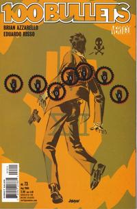 Cover Thumbnail for 100 Bullets (DC, 1999 series) #73