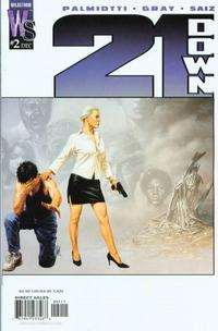 Cover Thumbnail for 21 Down (DC, 2002 series) #2
