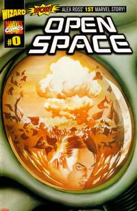 Cover Thumbnail for Wizard Presents Open Space (Marvel; Wizard, 1999 series) #0