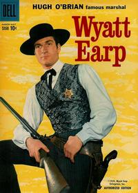 Cover Thumbnail for Hugh O'Brian, Famous Marshal Wyatt Earp (Dell, 1958 series) #6