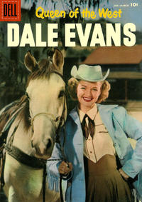 Cover Thumbnail for Queen of the West Dale Evans (Dell, 1954 series) #14