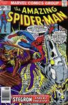 Cover for The Amazing Spider-Man (1963 series) #165