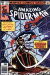 Cover for The Amazing Spider-Man (Marvel, 1963 series) #210 [Newsstand Edition]