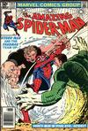 Cover for The Amazing Spider-Man (Marvel, 1963 series) #217 [Newsstand Edition]