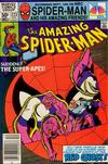 Cover Thumbnail for The Amazing Spider-Man (1963 series) #223 [Newsstand Edition]