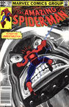 Cover for The Amazing Spider-Man (Marvel, 1963 series) #230 [Newsstand Edition]